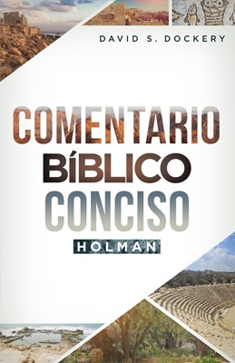 Comentario Bíblico Conciso Holman (Hard Cover)