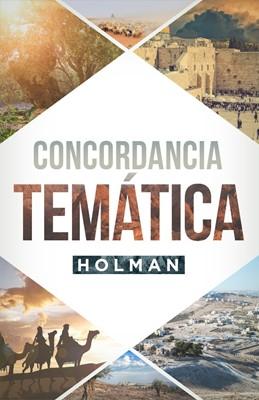 Concordancia Temática Holman (Hard Cover)