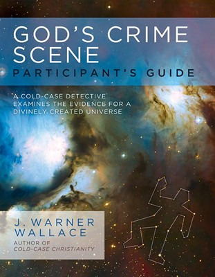 God's Crime Scene Participant's Guide (Paperback)