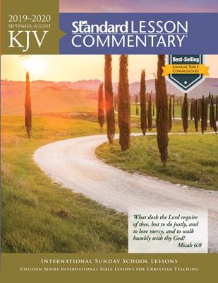 KJV Standard Lesson Commentary 2019-2020 (Paperback)