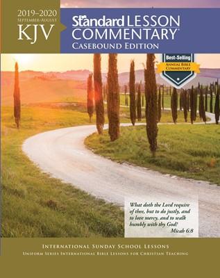 KJV Standard Lesson Commentary 2019-2020, Hardcover (Hard Cover)