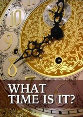 What Time Is It? Tracts (Pack of 50) (Tracts)