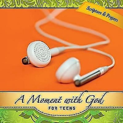 Moment with God for Teens, A (Hard Cover)