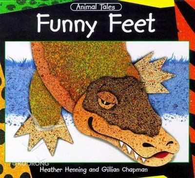 Funny Feet (Board Book)