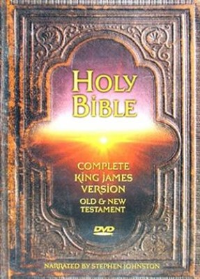 Holy Bible: Complete King James Version DVD (DVD)