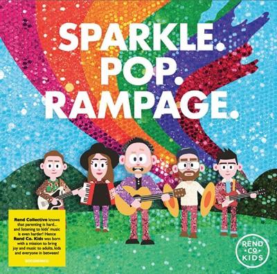 Sparkle, Pop, Rampage CD (CD-Audio)