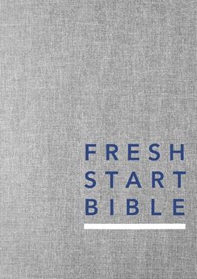 NLT Fresh Start Bible, Hardcover (Hard Cover)