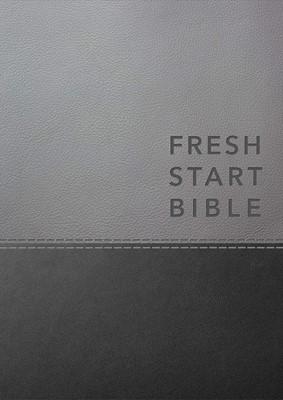 NLT Fresh Start Bible, Deluxe (Imitation Leather)