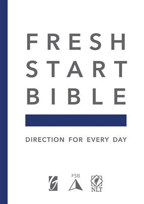 NLT Fresh Start Bible, Genuine Leather (Genuine Leather)