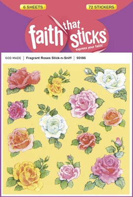 Fragrant Roses Stick-N-Sniff (Stickers)