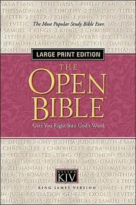The Open Bible KJV