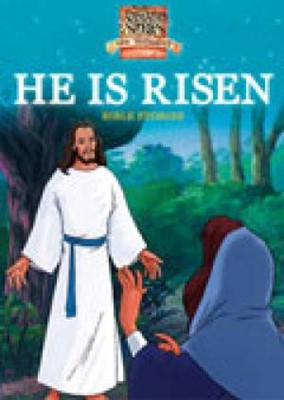 ASFTNT: He Is Risen
