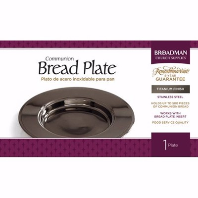 Titanium Bread Plate (General Merchandise)