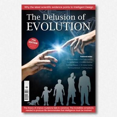 The Delusion of Evolution 7th Edition (Magazine)