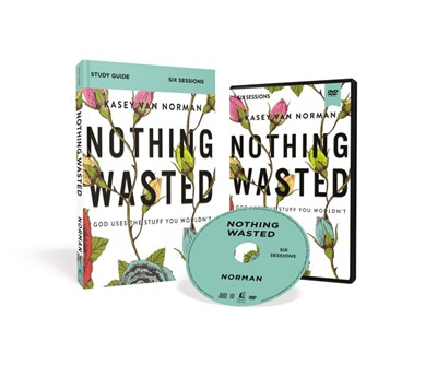 Nothing Wasted Study Guide with DVD (Paperback w/DVD)