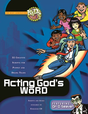 Acting God's Word (Hard Cover)