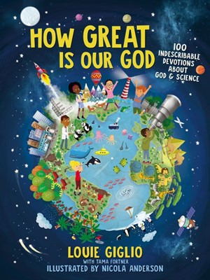 How Great is Our God (Hard Cover)