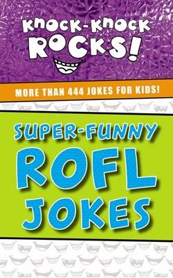 Super-Funny ROFL Jokes (Paperback)