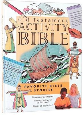 Old Testament Activity Bible (Paperback)