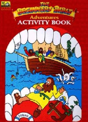 Adventures Activity Book (Paperback)