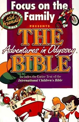 The Adventures in Odyssey Bible (Paperback)