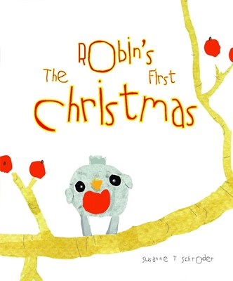 The Robin's First Christmas (Paperback)