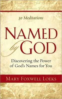 Named by God (Paperback)