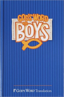 God's Word for Boys (Hard Cover)