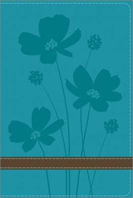 GW Compact Bible Turquoise (Imitation Leather)