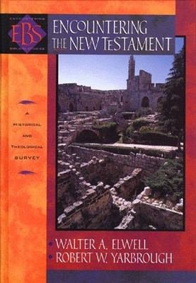Encountering the New Testament (Paperback/CD Rom)