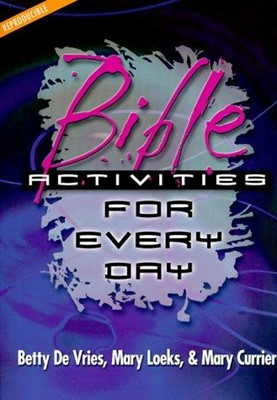 Bible Activities for Every Day (Paperback)