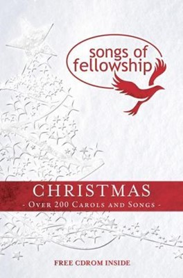 Songs Of Fellowship Christmas Songbook (Paperback/CD Rom)