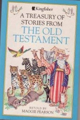 Treasury of Old Testament Stories (Paperback)