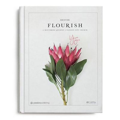Flourish Mentor Journal, Year One (Hard Cover)