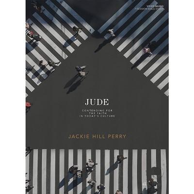 Jude Bible Study Book (Paperback)