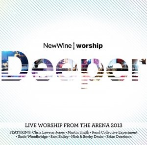 Deeper: Live Worship from the Arena CD (CD-Audio)