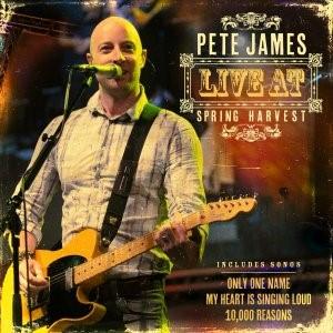 Pete James Live at Spring Harvest CD (CD-Audio)