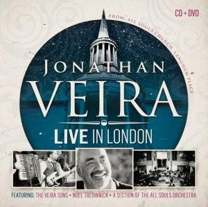 Jonathan Veira Live in London CD (CD-Audio)