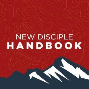 New Disciple Handbook (pack of 10) (Pack)