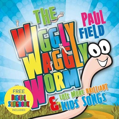 The Wiggly Waggly Worm CD (CD-Audio)