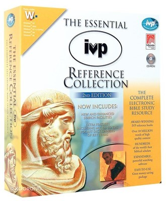 Essential IVP Reference Collection Second Edition CD (CD-Rom)