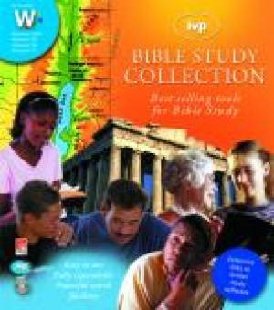 IVP Bible Study Collection CD (CD-Rom)