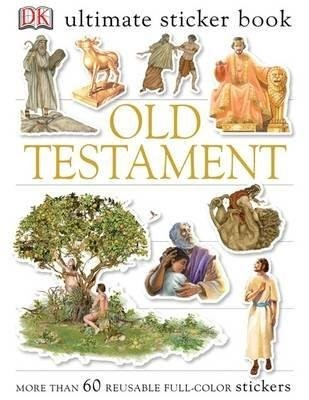 Ultimate Sticker Book: Old Testament (Paperback)