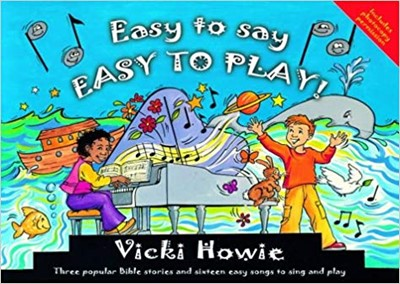Easy to Say, Easy to Play (Paperback)