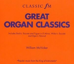 Great Organ Classics CD (CD-Audio)