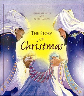 The Story of Christmas (Hard Cover)
