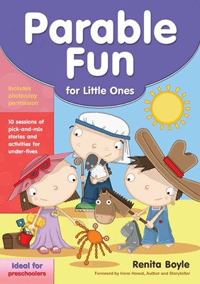Parable Fun for Little Ones (Paperback)