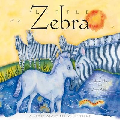 Little Zebra (Hard Cover)
