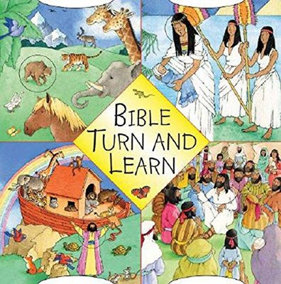 Bible Turn and Learn (Hard Cover)