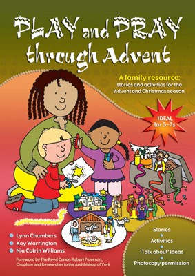 Play and Pray Through Advent (Paperback)